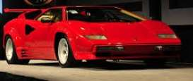 Lamborghini  - Countach LP500 red - 1:8 - GT Spirit - GTS80031 - GTS80031 | The Diecast Company