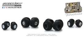 Wheels & tires Rims & tires - 1:64 - GreenLight - 16010A - gl16010A | The Diecast Company