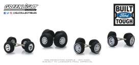 Wheels & tires Rims & tires - 1:64 - GreenLight - 16010B - gl16010B | The Diecast Company