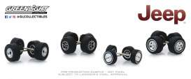 Wheels & tires Rims & tires - 1:64 - GreenLight - 16010C - gl16010C | The Diecast Company