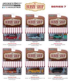 Assortment/ Mix  - various - 1:64 - GreenLight - 97070 - gl97070 | The Diecast Company