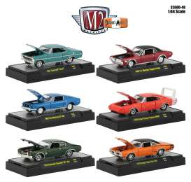 Assortment/ Mix  - various - 1:64 - M2 Machines - 32600-48 - M2-32600-48 | The Diecast Company