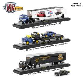 Assortment/ Mix  - Various - 1:64 - M2 Machines - 36000-34 - m2-36000-34 | The Diecast Company