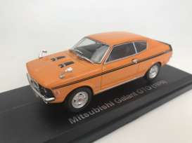 Mitsubishi  - Galant GTO 1970 orange - 1:43 - Norev - 800174 - nor800174 | The Diecast Company