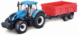New Holland  - T7.315 blue - 1:32 - Bburago - 31658 - bura31658 | The Diecast Company