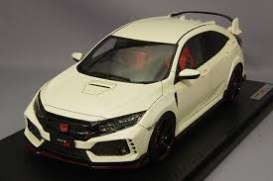 Honda  - Civic white - 1:18 - Ignition - IG1442 - IG1442 | The Diecast Company