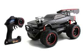Dodge  - Charger R/T Off Road  1970 black - 1:12 - Jada Toys - 97488 - jada97488 | The Diecast Company
