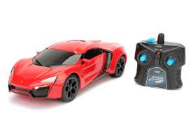 Lykan  - Hypersport 2015 red - 1:16 - Jada Toys - 98546 - jada98546 | The Diecast Company