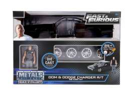Dodge  - Charger F&F 1970 black - 1:24 - Jada Toys - 30698 - jada30698 | The Diecast Company