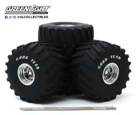 Wheels & tires Rims & tires - 1:18 - GreenLight - 13547 - gl13547 | The Diecast Company