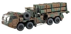 Military Vehicles  - JGSDF Type 12  - 1:72 - Aoshima - 155373 - abk155373 | The Diecast Company