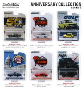 Assortment/ Mix  - various - 1:64 - GreenLight - 28000 - gl28000 | The Diecast Company