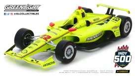 Chevrolet  - 2019 yellow - 1:18 - GreenLight - 11071 - gl11071 | The Diecast Company
