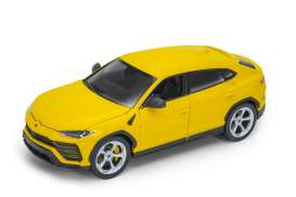 Lamborghini  - Urus 2017 yellow - 1:24 - Welly - 24094 - welly24094y | The Diecast Company