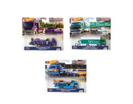 Assortment/ Mix  - various - 1:64 - Hotwheels - mvFLF56-979G - hwmvFLF56-979G | The Diecast Company