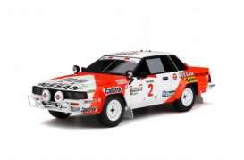 Nissan  - 240 RS 1984 white/red - 1:18 - OttOmobile Miniatures - ot765 - otto765 | The Diecast Company
