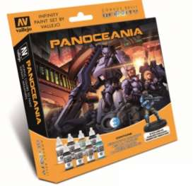 Paint Figures - Panoceania various - Vallejo - 70231 - val70231 | The Diecast Company