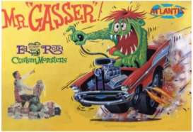 Ed Roth  - Mr. Grasser  - 1:25 - Atlantis - AMCH1301 - AMCH1301 | The Diecast Company
