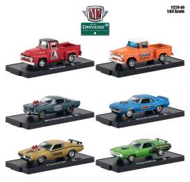 Assortment/ Mix  - various - 1:64 - M2 Machines - 11228-60 - M2-11228-60 | The Diecast Company