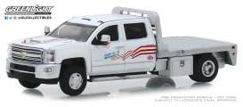 Chevrolet  - Silverado 2018  - 1:64 - GreenLight - 46020B - gl46020B | The Diecast Company