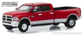 Ram  - 3500 Dually 2018  - 1:64 - GreenLight - 46020D - gl46020D | The Diecast Company