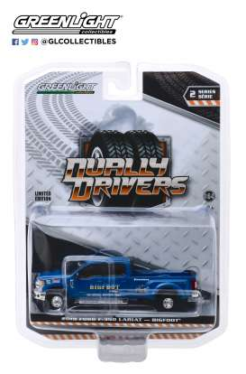 Ford  - F-350 2018  - 1:64 - GreenLight - 46020E - gl46020E | The Diecast Company