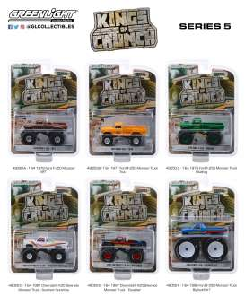 Assortment/ Mix  - various - 1:64 - GreenLight - 49050 - gl49050 | The Diecast Company