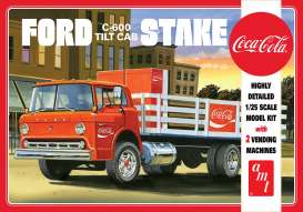 Ford  - C600 *Coca Cola*  - 1:25 - AMT - 1147 - amts1147 | The Diecast Company