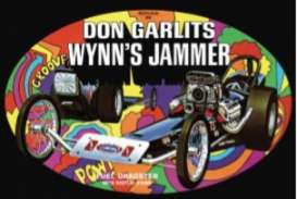 Dragster  - Don Garlits Wynns Jammer  - 1:25 - AMT - s1163 - amts1163 | The Diecast Company