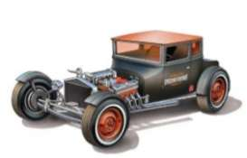 Ford  - T *Chopped*  - 1:25 - AMT - s1167 - amts1167 | The Diecast Company