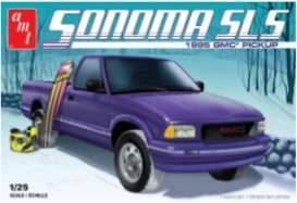 GMC  - Sonoma Pickup 1995  - 1:25 - AMT - s1168M - amts1168M | The Diecast Company