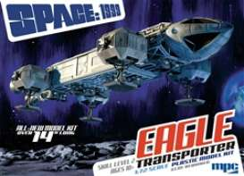 Space 1999  - Eagle Transporter 1999  - 1:72 - MPC - 913 - mpc913 | The Diecast Company