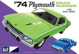 Plymouth  - Road Runner 1974  - 1:25 - MPC - 920 - mpc920 | The Diecast Company