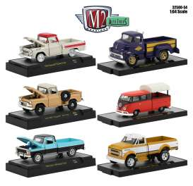 Assortment/ Mix  - various - 1:64 - M2 Machines - 32500-54 - M2-32500-54 | The Diecast Company