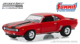 Chevrolet  - Camaro  1969  - 1:64 - GreenLight - 30107 - gl30107 | The Diecast Company
