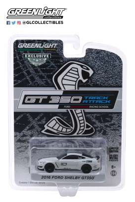 Ford  - Mustang 2016 grey - 1:64 - GreenLight - 30108 - gl30108 | The Diecast Company