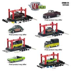 Assortment/ Mix  - various - 1:64 - M2 Machines - 37000-25 - M2-37000-25 | The Diecast Company