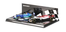 Sauber Alfa Romeo - 2001  - 1:43 - Minichamps - 412190117 - mc412190117 | The Diecast Company