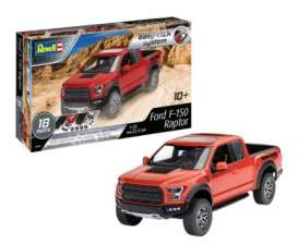 Ford  - F-150 Raptor  - 1:24 - Revell - Germany - 07048 - revell07048 | The Diecast Company