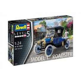 Ford  - Model T 1913  - 1:25 - Revell - Germany - 07661 - revell07661 | The Diecast Company