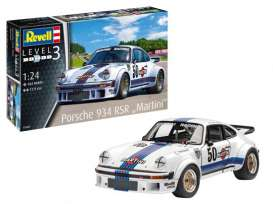 Porsche  - 934 RSR  - 1:24 - Revell - Germany - 07685 - revell07685 | The Diecast Company