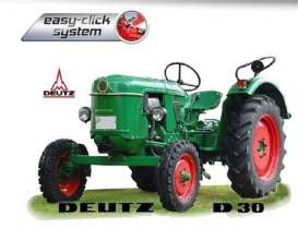 Deutz  - D30  - 1:24 - Revell - Germany - 07821 - revell07821 | The Diecast Company