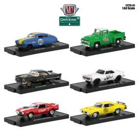 Assortment/ Mix  - various - 1:64 - M2 Machines - 11228-61 - M2-11228-61 | The Diecast Company