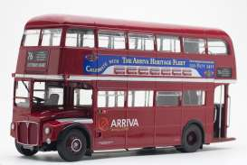 Routemaster  - 1986 red - 1:24 - SunStar - 2941 - sun2941 | The Diecast Company