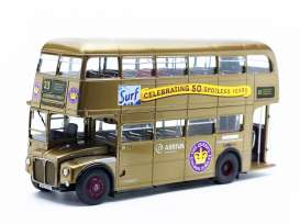 Routemaster  - 1986 gold - 1:24 - SunStar - 2942 - sun2942 | The Diecast Company