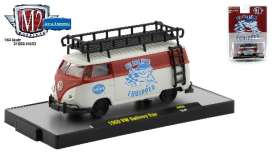 Volkswagen  - Delivery Van 1960 white/red - 1:64 - M2 Machines - 31500HS02 - M2-31500HS02 | The Diecast Company
