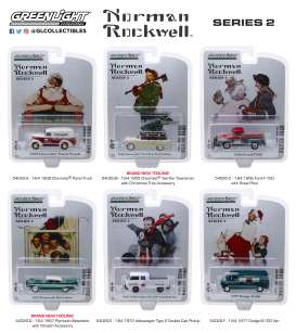 Assortment/ Mix  - various - 1:64 - GreenLight - 54020 - gl54020 | The Diecast Company