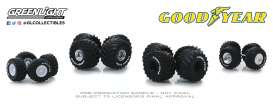 Wheels & tires Rims & tires - 1:64 - GreenLight - 16030B - gl16030B | The Diecast Company