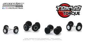 Wheels & tires Rims & tires - 1:64 - GreenLight - 16030C - gl16030C | The Diecast Company