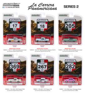 Assortment/ Mix  - various - 1:64 - GreenLight - 13260 - gl13260 | The Diecast Company